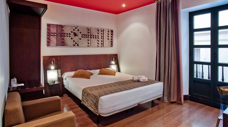 Sevilla, Hotel Petit Palace Marques Santa Ana, Standaard kamer