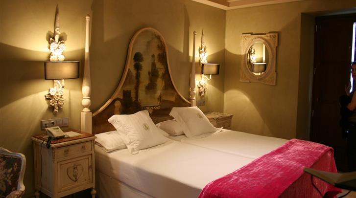 Sevilla, Hotel Sacristia de Santa Ana, Standaard kamer