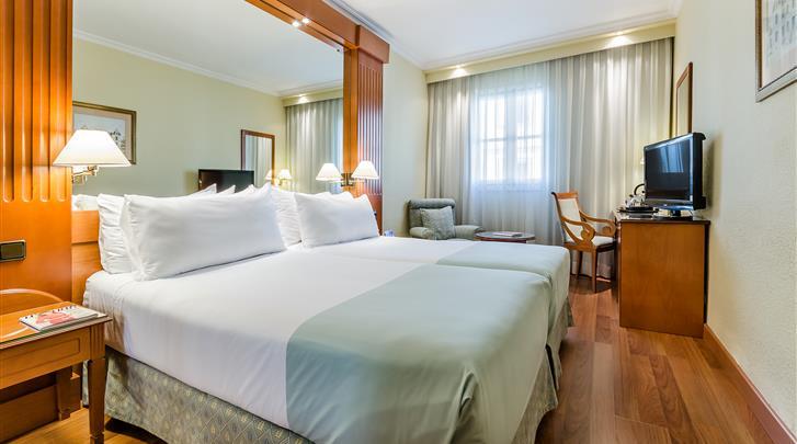 Sevilla, Hotel Sevilla Macarena, Standaard kamer
