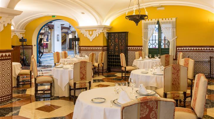 Sevilla, Hotel Macarena
