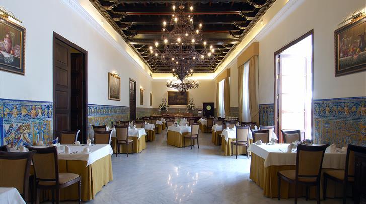 Sevilla, Hotel Vincci La Rabida, Restaurant