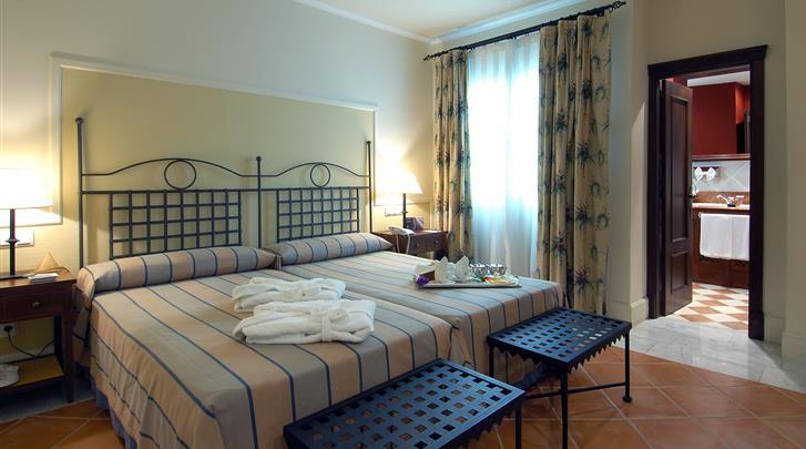Sevilla, Hotel Vincci La Rabida, Standaard kamer