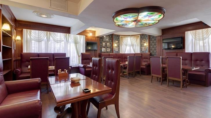 St. Petersburg, Hotel Atrium, Restaurant