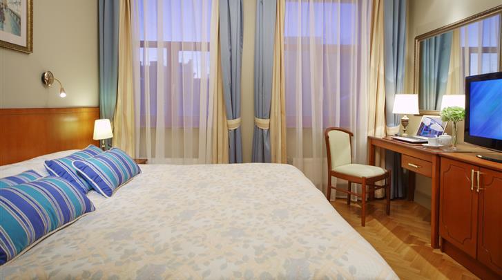 St. Petersburg, Hotel Helvetia Suites, Standaard kamer