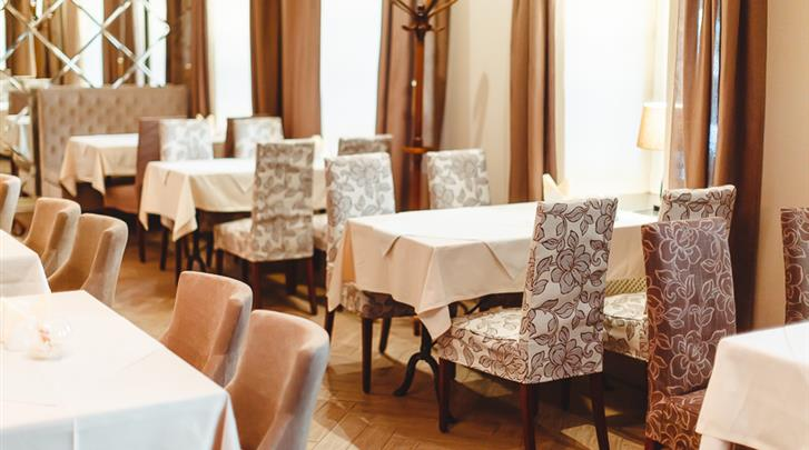 St. Petersburg, Hotel Kristoff, Restaurant