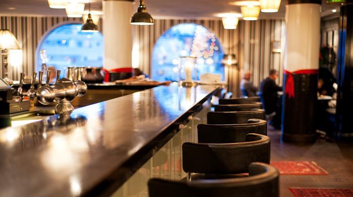 Stockholm, First Hotel Reisen