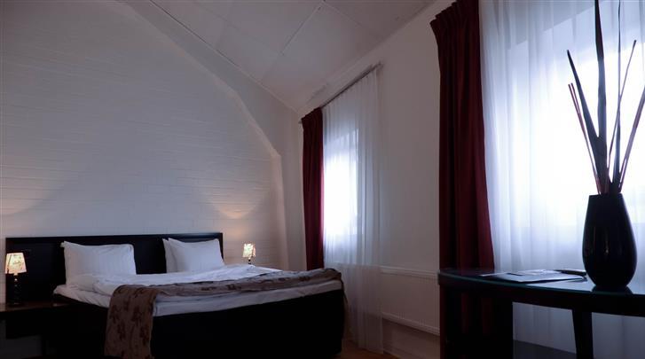 Stockholm, Hotel First Norrtull, Standaard kamer