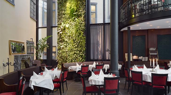 Stockholm, Hotel Kungsträdgården, Restaurant