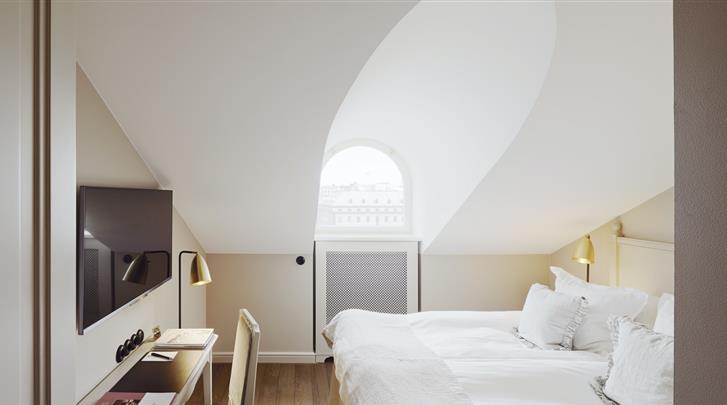 Stockholm, Hotel Kungsträdgården, Standaard kamer