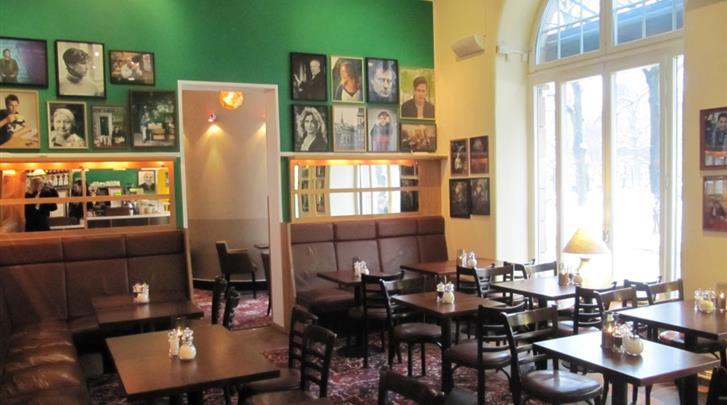 Stockholm, Hotel Rival, Café Rival