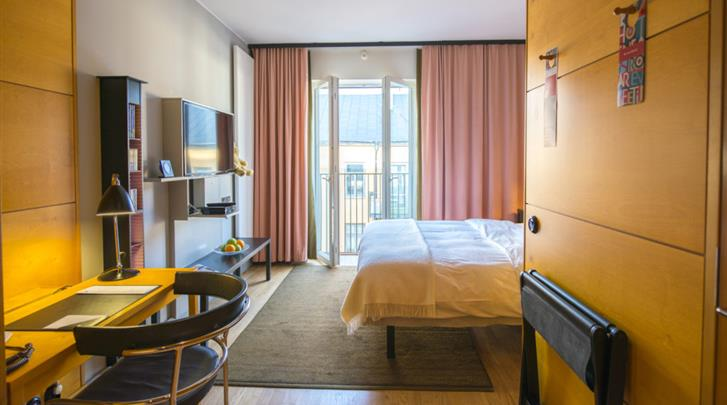 Stockholm, Hotel Rival, Standaard kamer