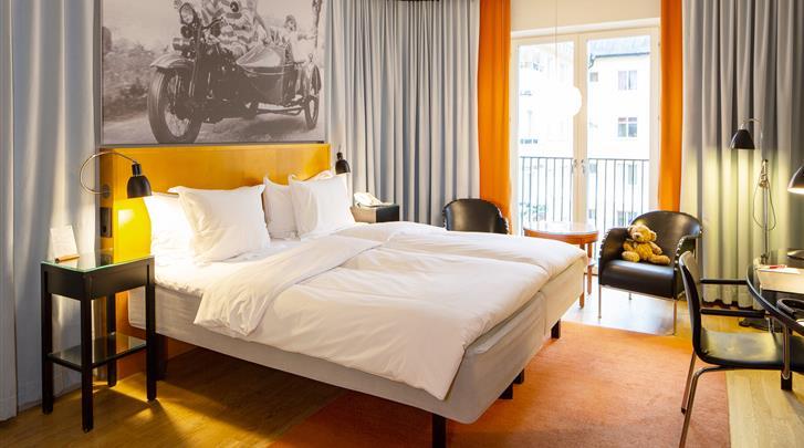 Stockholm, Hotel Rival, Superior kamer