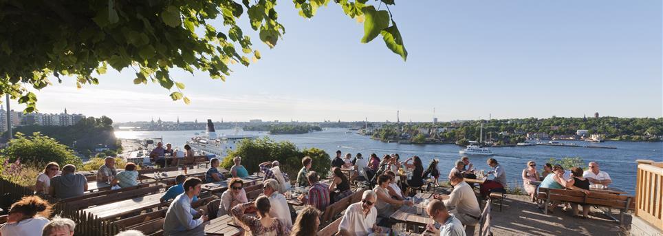Stockholm, Lunch Stockholm