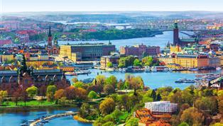 Stockholm, Stockholm eilandjes