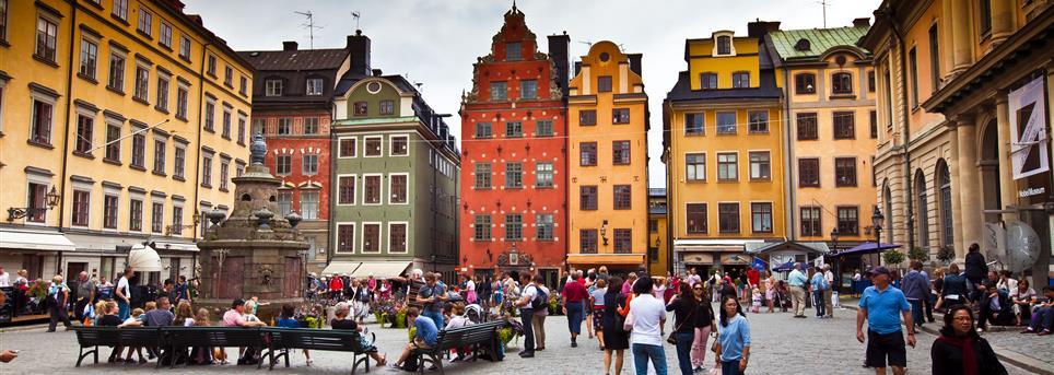 Stockholm, Winkelen in Stockholm