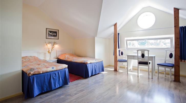 Tallinn, Hotel Economy, Familiekamer