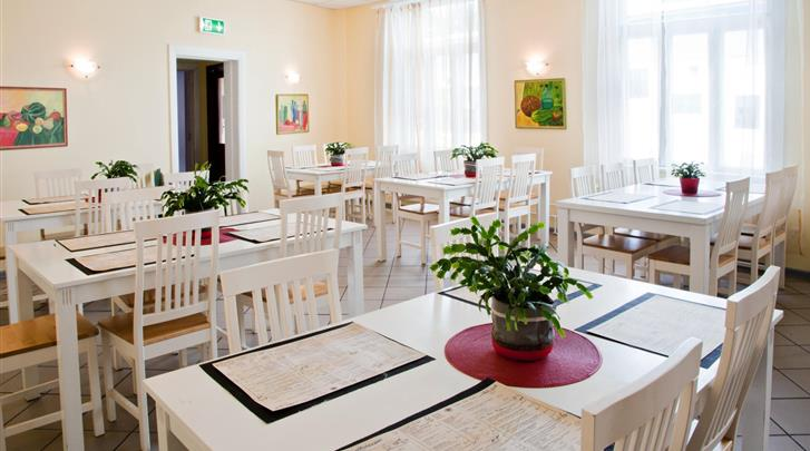Tallinn, Hotel Economy, Ontbijtrestaurant