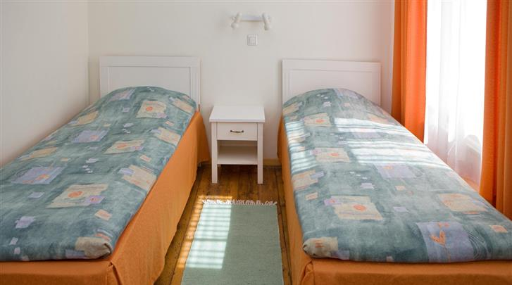 Tallinn, Hotel Economy, Standaard kamer