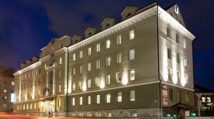 Tallinn, Hotel Kreutzwald Tallinn