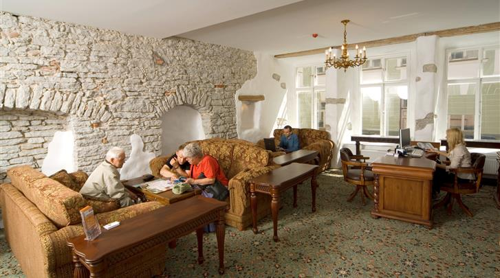 Tallinn, Hotel St. Olav
