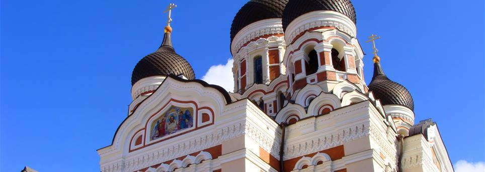 Tallinn, Tallinn stedentrip