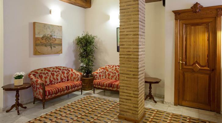 Valencia, Hotel Ad Hoc Monumental, Lobby