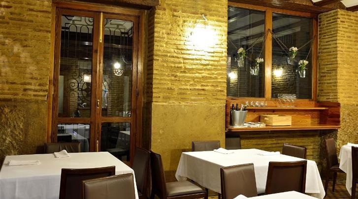 Valencia, Hotel Ad Hoc Monumental, Restaurant