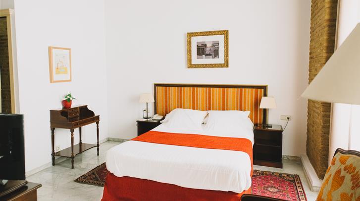 Valencia, Hotel Ad Hoc Monumental, Standaard kamer