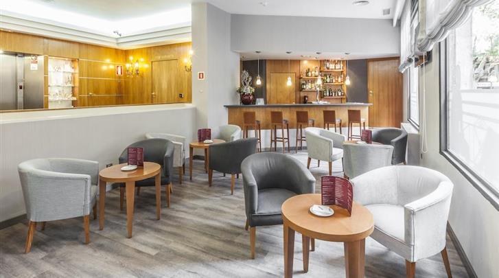 Valencia, Hotel Catalonia Excelsior, Hotel bar