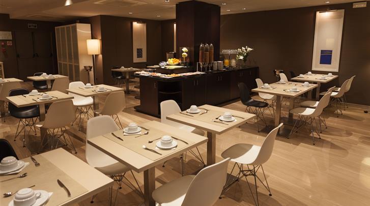 Valencia, Hotel Conqueridor, Restaurant