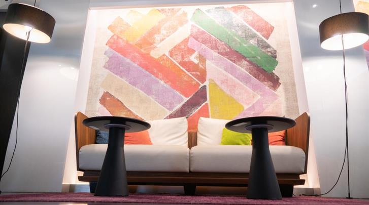 Valencia, Hotel Dimar Atiram, Lobby
