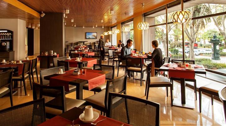 Valencia, Hotel Dimar Atiram, Restaurant