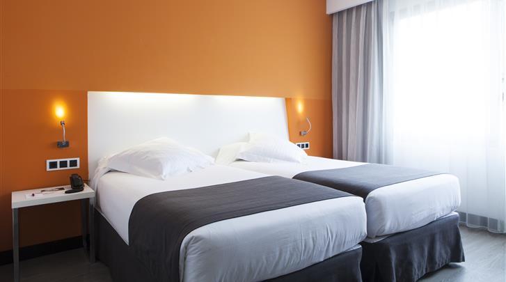 Valencia, Hotel Dimar Atiram, Standaard kamer