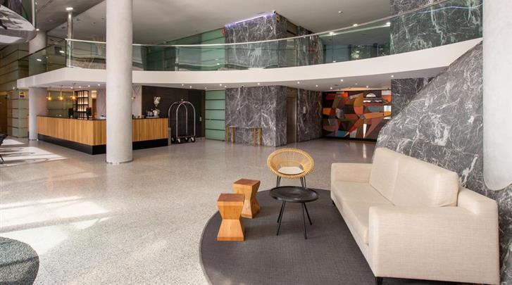 Valencia, Hotel Eurostars Acteon, Hal