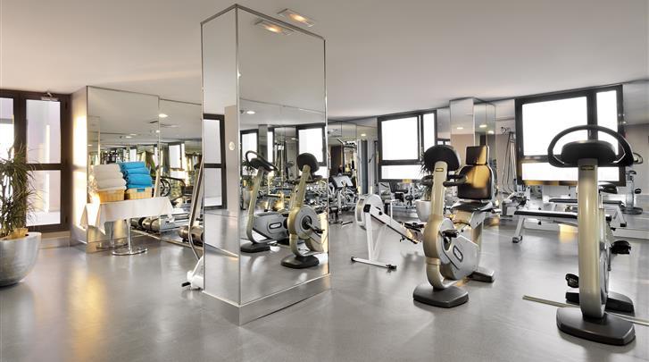 Valencia, Hotel Eurostars Gran Valencia, Fitness