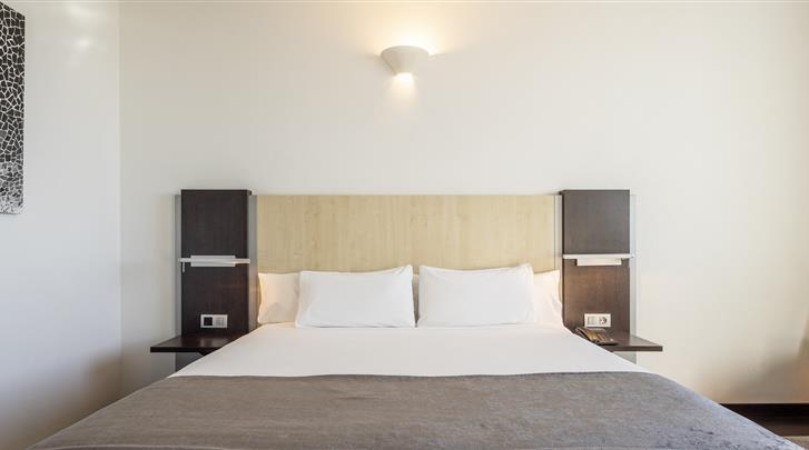 Valencia, Hotel Ilunion Aqua 4, Standaard kamer