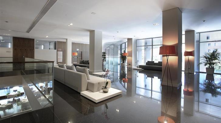 Valencia, Hotel Primus, Lobby