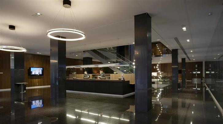 Valencia, Hotel Primus, Receptie