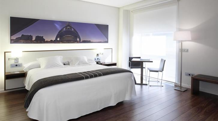 Valencia, Hotel Primus, Standaard kamer