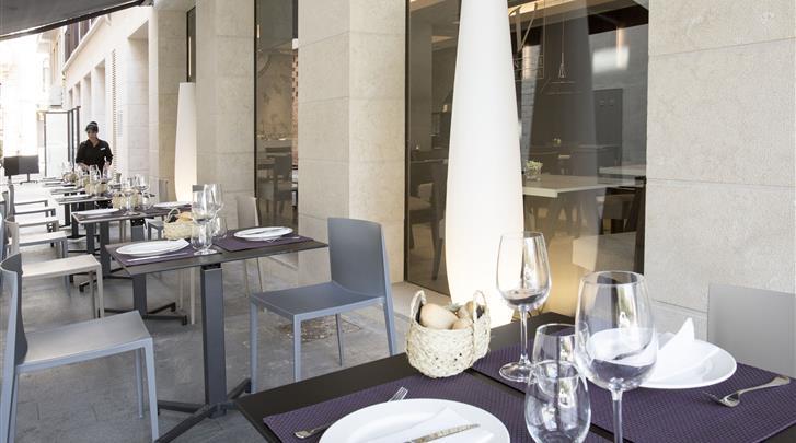 Valencia, Hotel Vincci Mercat, Restaurant