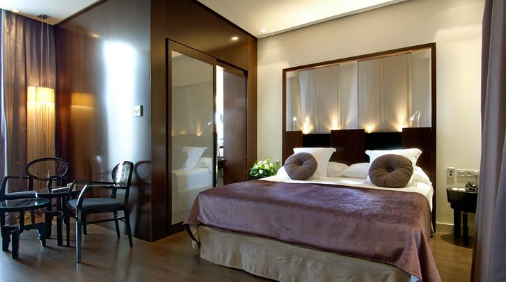 Valencia, Hotel Vincci Palace, Standaard kamer