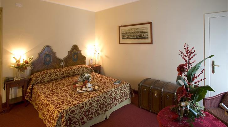 Venetië, Hotel Al Sole, Standaard kamer