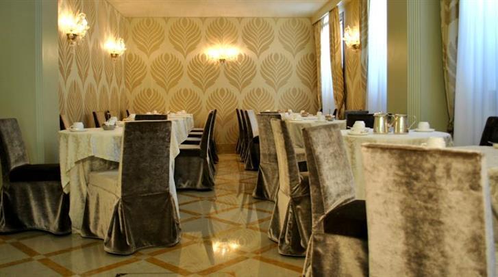 Venetië, Hotel Carlton Capri, Restaurant