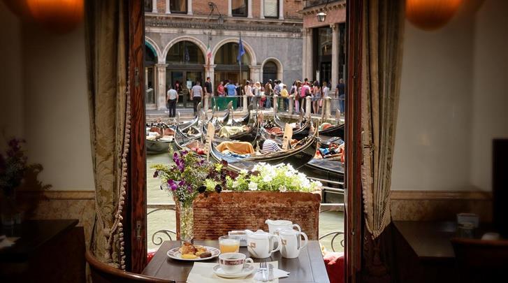 Venetië, Hotel Cavalletto & Doge Orseolo, Restaurant