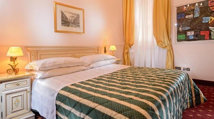 Venetië, Hotel Cavalletto & Doge Orseolo, Standaard kamer