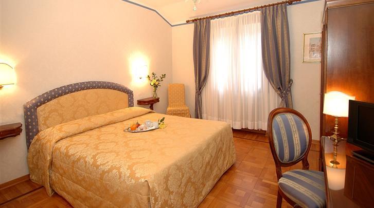 Venetië, Hotel Da Bruno, Standaard kamer