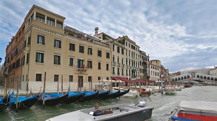 Venetië, Hotel H10 Palazzo Canova, Façade hotel