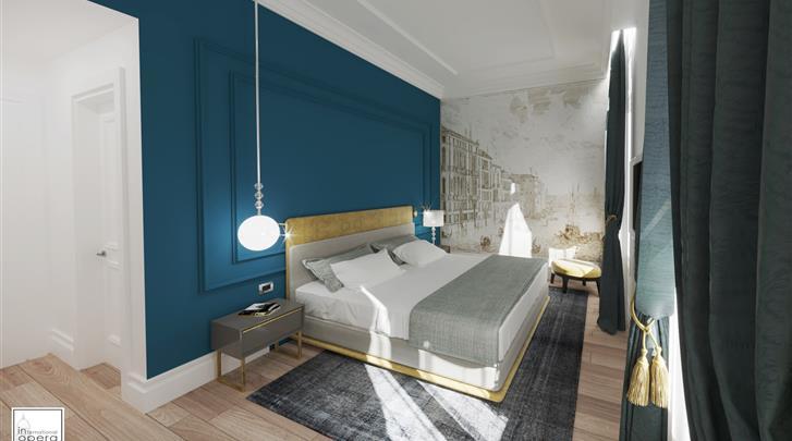 Venetië, Hotel H10 Palazzo Canova, Standaard kamer