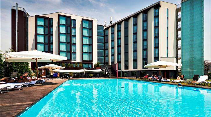 Venetië, Hotel Hilton Garden Inn, Zwembad