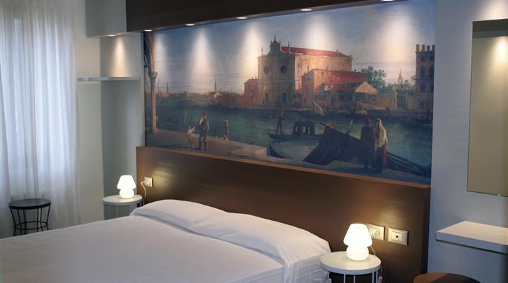 Venetië, Hotel Locanda Silva, Standaard kamer